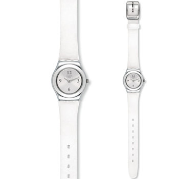 SWATCH Power Tracking Silver
