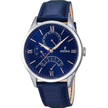FESTINA Multifunction Blue