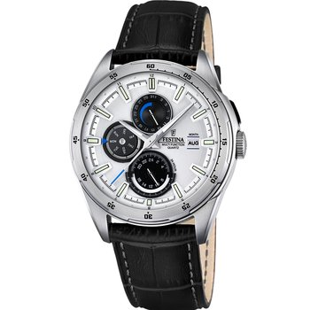FESTINA Multifunction Black