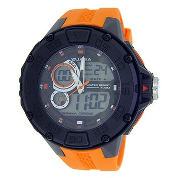 JAGA Chrono Orange Rubber