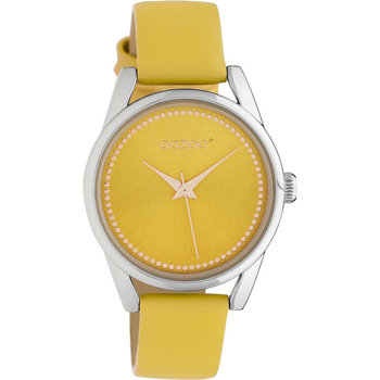 OOZOO Junior Yellow Leather Strap (32mm)