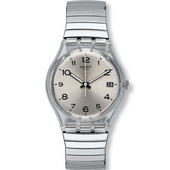 SWATCH Metallix Silverall