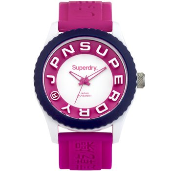 SUPERDRY Tokyo Purple Rubber