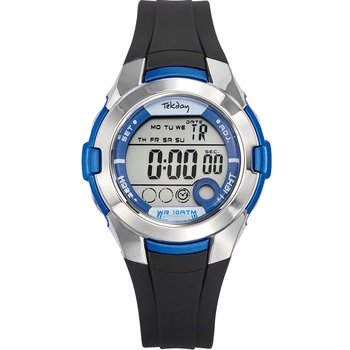 TEKDAY Sport Digital Black