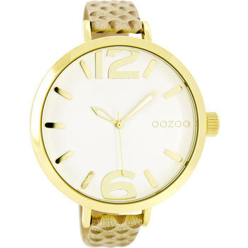 OOZOO XL Τimepieces Gold