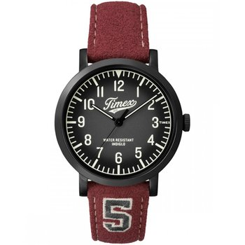 TIMEX Originals Red Leather