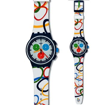 SWATCH Special Olympics Rio