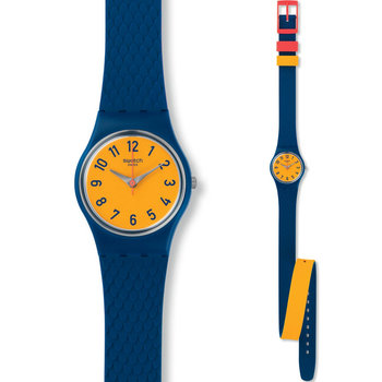 SWATCH CHECK ME OUT Two Tone