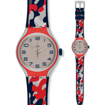 SWATCH LOOK FOR ME Camo