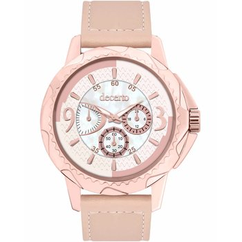 DECERTO Candy Rose Gold Alloy