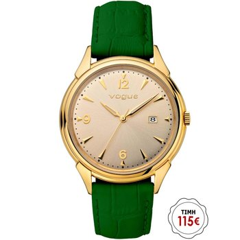 VOGUE Back To 50's Gold Green