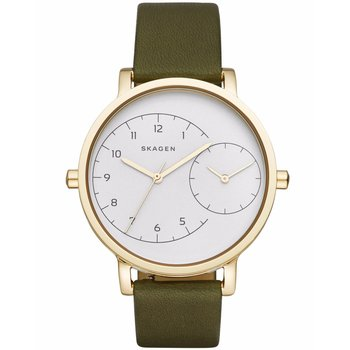 SKAGEN Ladies Hagen Gold