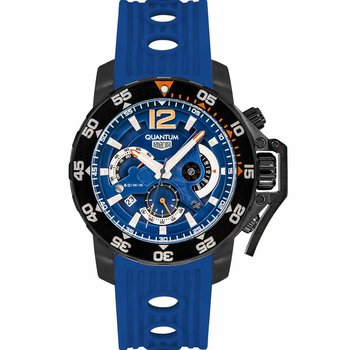 QUANTUM Barracuda Chrono Blue