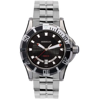 MICHEL HERBELIN Newport Trophy Stainless Steel Bracelet