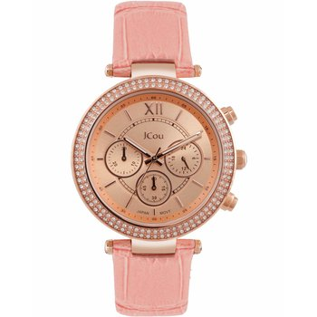 Jcou Lady D Rose Gold Pink