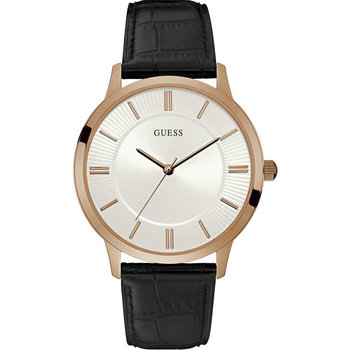 GUESS Rose Gold Classic Black