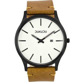 DUKUDU Harald Brown Leather