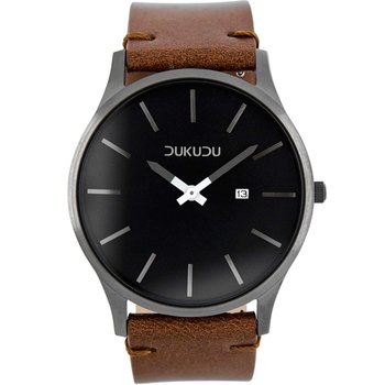 DUKUDU Baldur Brown Leather