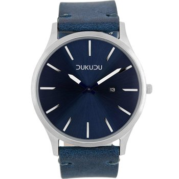 DUKUDU Jorgen Blue Leather