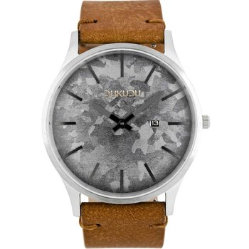 DUKUDU Olaf Brown Leather