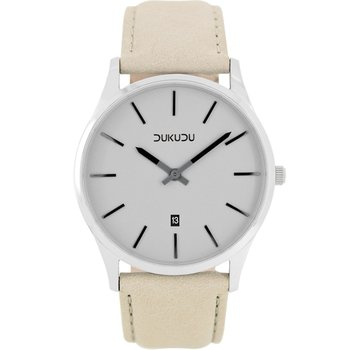DUKUDU Jesse Beige Leather