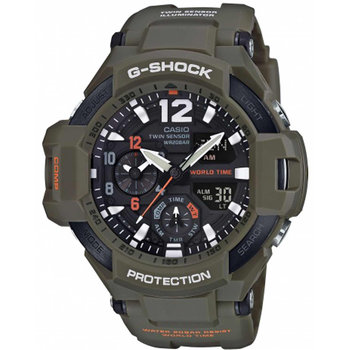 CASIO G-SHOCK Twin Sensor