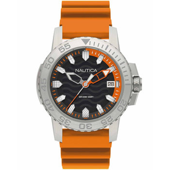NAUTICA KYW Orange Rubber