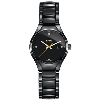 RADO True Diamonds Black