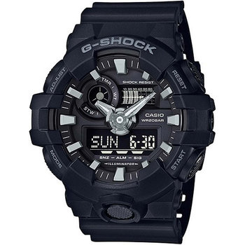 CASIO G-Shock Black Rubber
