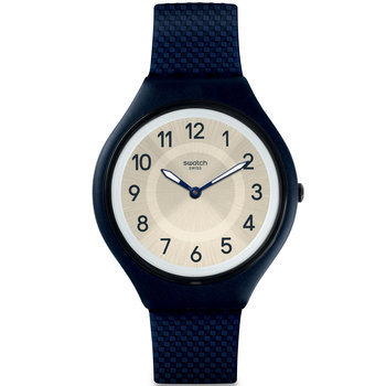 SWATCH Skinnight Blue Plastic