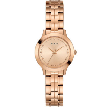 GUESS Ladies Rose Gold