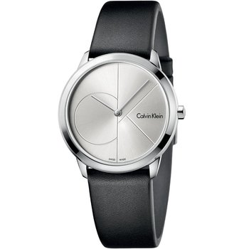 WATCHES WOMENS CALVIN KLEIN WITH STRAP LEATHER - OROLOI.gr 5bf1ce34c67
