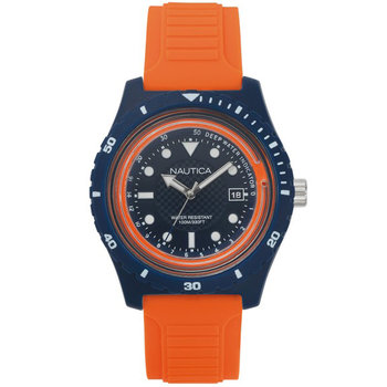NAUTICA Ibiza Orange Silicone