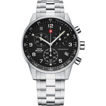 SWISS MILITARY by CHRONO Mens