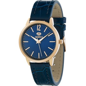 MAREA Ladies Blue Leather