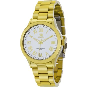 MAREA Ladies Gold Stainless