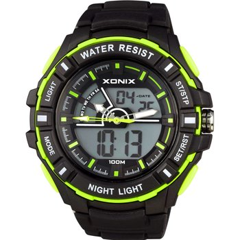 XONIX Chronograph Black