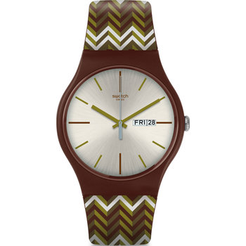 SWATCH Countryside Fischgrat