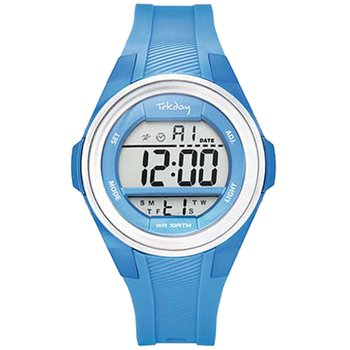 TEKDAY Chronograph Light Blue