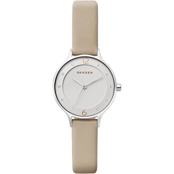 SKAGEN Ladies Beige Leather