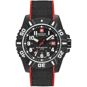 SWISS MILITARY HANOWA Black