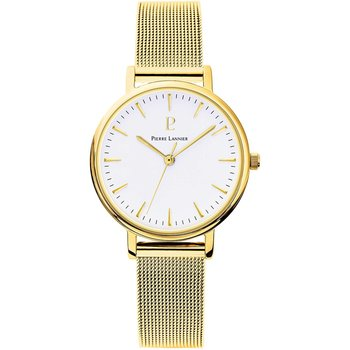 PIERRE LANNIER Ladies Gold Stainless Steel Bracelet