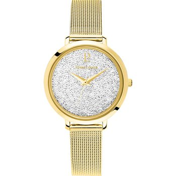PIERRE LANNIER Ladies Swarovski Gold Stainless Steel Bracelet