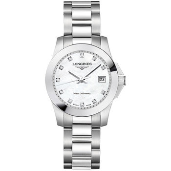 LONGINES Conquest Diamonds