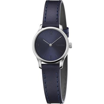 WATCHES WOMENS CALVIN KLEIN WITH STRAP LEATHER - OROLOI.gr 8548ba04c1f