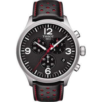 TISSOT Chrono XL Black