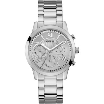 GUESS Ladies Silver Stainless