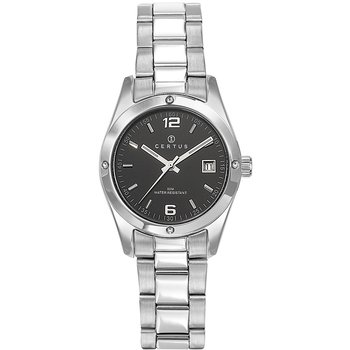 CERTUS Women Silver Stainless