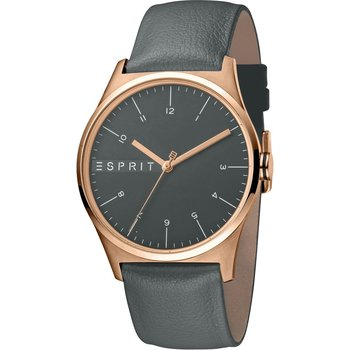ESPRIT Essential Grey Leather