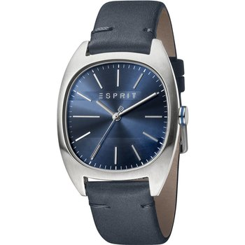 ESPRIT Infinity Blue Leather
